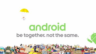 Android-be-togather-but-not-the-same